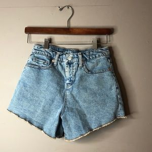 Wild fable size 2 Jean shorts
